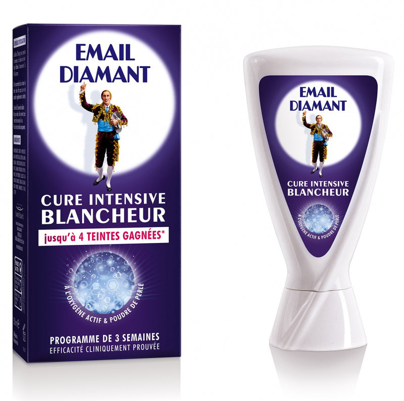 DENTIFRICE CURE BLANCHEUR INTENSE