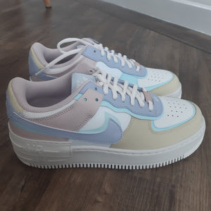 Air Force 1 Shadow Pastel New York Sneakers Oficial I chose the review the 'celestial gold/ pale ivory' colorway, simply. air force 1 shadow pastel
