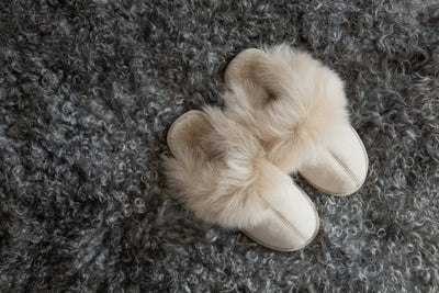 Lola's Shepherd Slippers