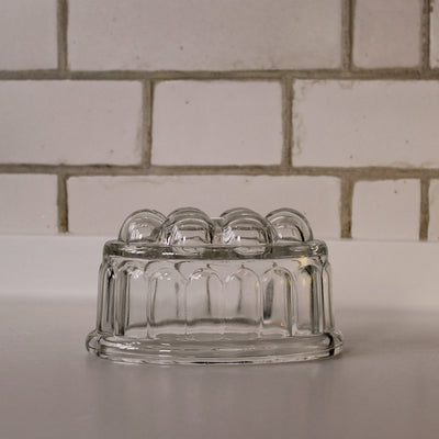 Glass Jelly Mould
