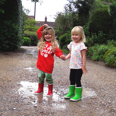 kids wellie boots