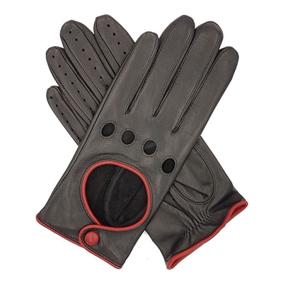 Southcombe Driving Gloves Jules Black