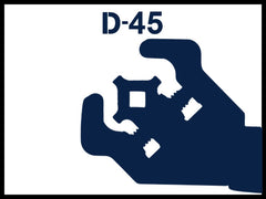 D-45 (Swing Sights) Integrated Sighting System