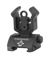 Classic Rear Combat Sight (Diamond-shaped Upper)