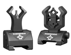 "Diamond ""Gas Block"" Integrated Sighting Systems (for AR15 & AR10)"