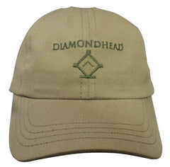 Diamondhead Hat - 3 Colors w/velcro adjustment