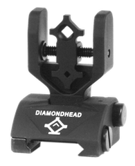 Diamond Rear Combat Sight™ (Goal Post Upper)    SPECIAL - $65