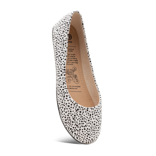 Dalmation Rollasole Shoes