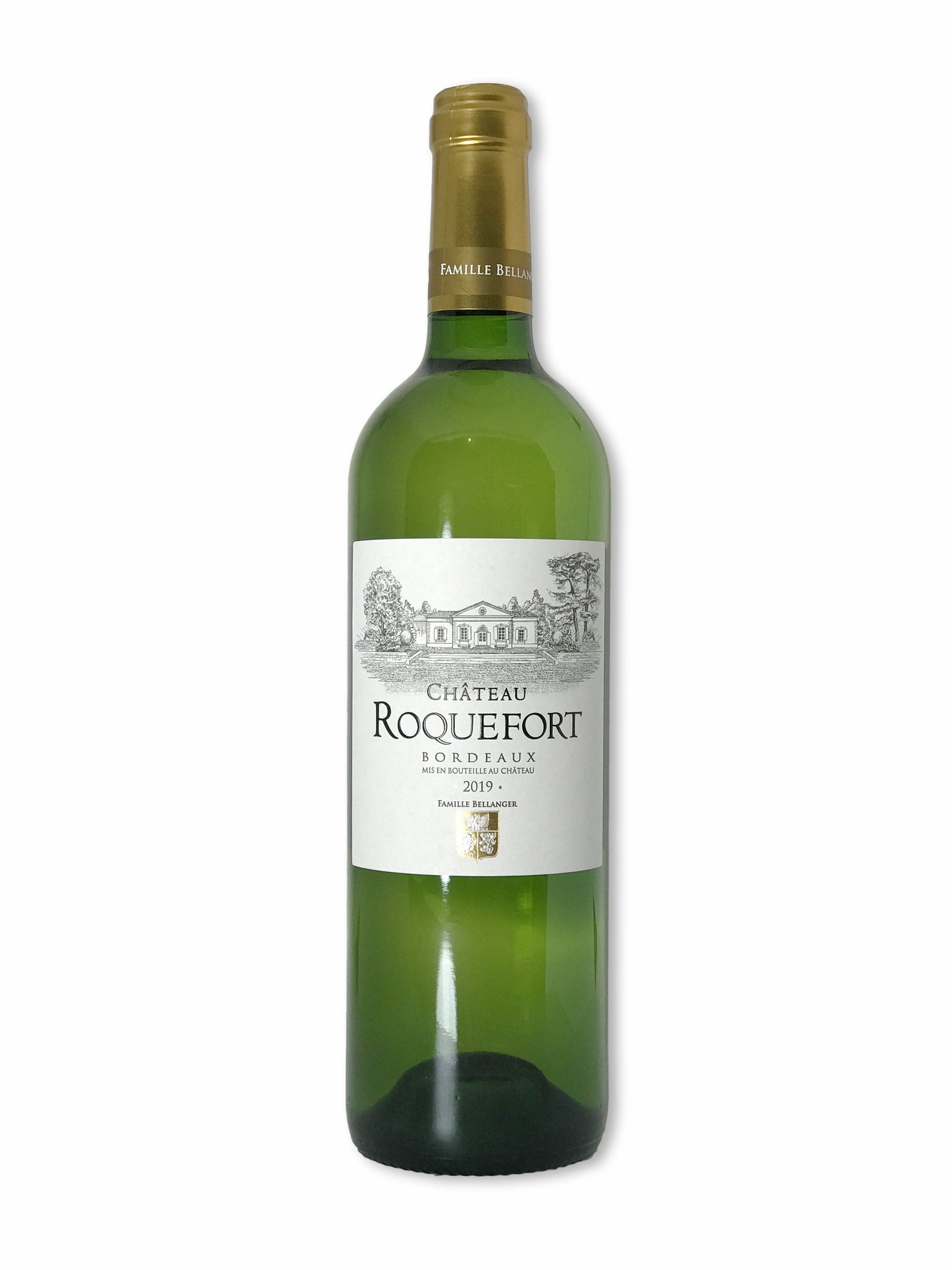 Chateau Roquefort Bordeaux Blanc 2019