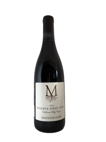Montinore Reserve Pinot Noir 2017