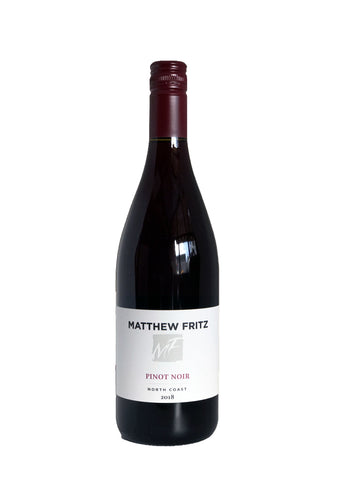 Matthew Fritz Pinot Noir North Coast 2018