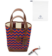 Load image into Gallery viewer, UF Alumni Gameday Westport 2 Bottle Wine Tote