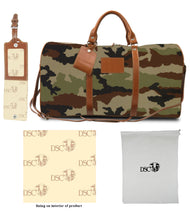 Load image into Gallery viewer, DSC Belmont Camo Duffel Bag-Special Offer
