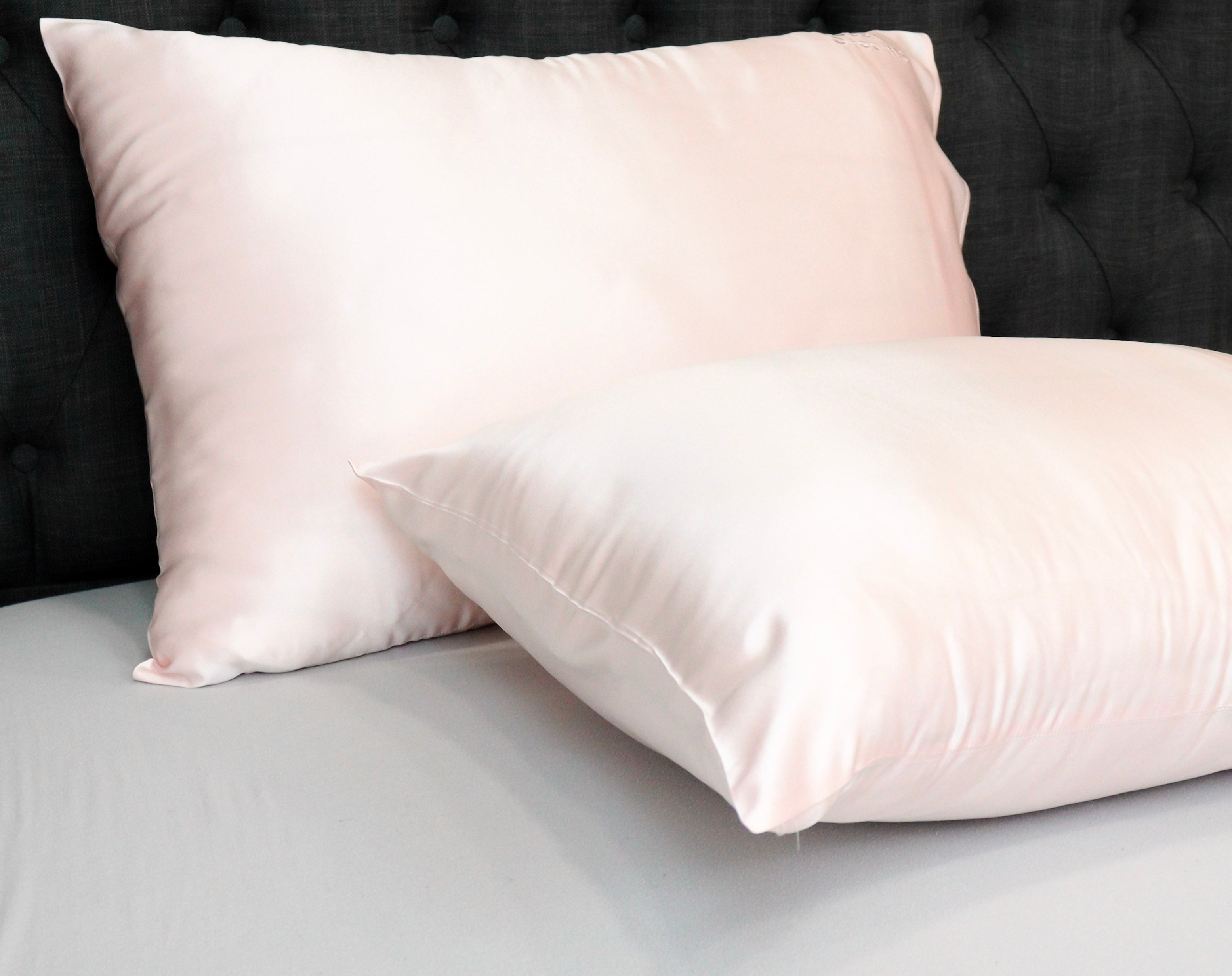Silk Pillowcase Dreamswithus Premium Rosy Pink