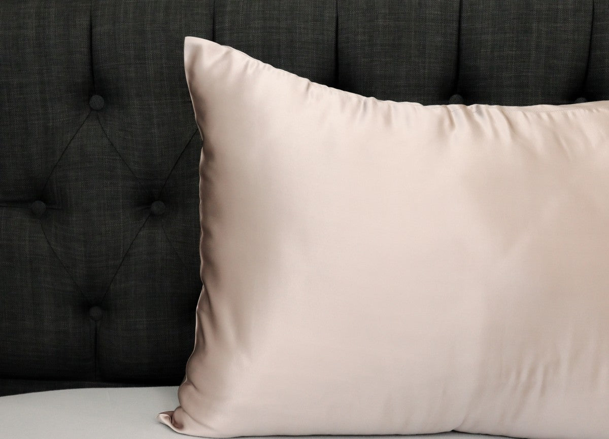 Silk Pillowcase Dreamswithus Premium Lotus