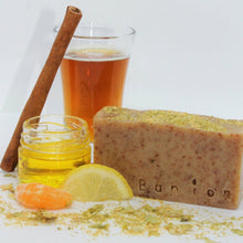 "Load image into Gallery viewer, Natural Hand Made Shampoo Bar: ""Mourne Mountains Brew"""