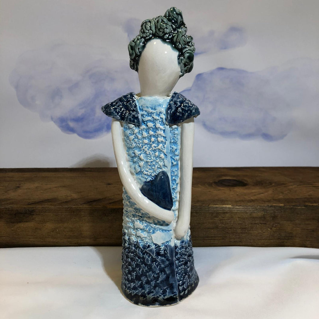 Sassy Ladies Collection: Woodland Blue