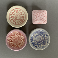 Load image into Gallery viewer, Trio Of Mini Dishes: Pinks