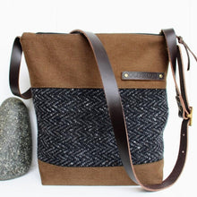 Load image into Gallery viewer, Inish – Cross Body Bag: Charcoal Grey