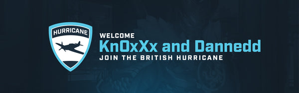 British Hurricane Welcome KnOxXx and Dannedd