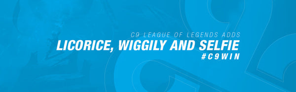 Cloud9 Acquires Licorice, Wiggily, and Selfie for League of Legends