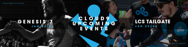 Join Us At Cloud9's January Events