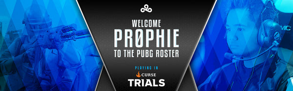 Cloud9 Welcomes Pr0phie, Updates PUBG Roster