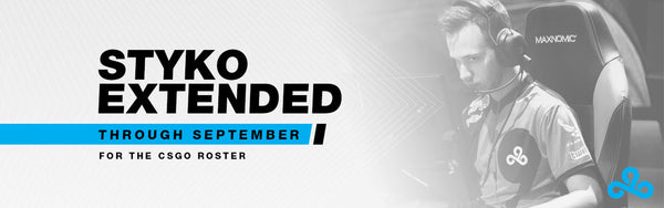 Cloud9 Extends STYKO Through September