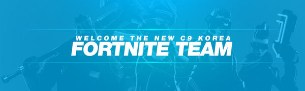 Introducing the Cloud9 Korean Fortnite Roster