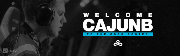 Cloud9 Welcomes cajunb to CSGO