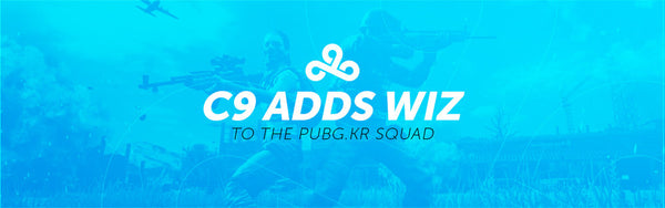 Cloud9 Welcomes Wiz to PUBG.KR