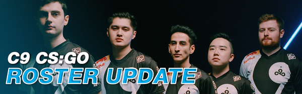Cloud9 CS:GO Update