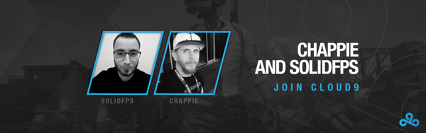 Cloud9 Welcomes Chappie and SOLIDFPS
