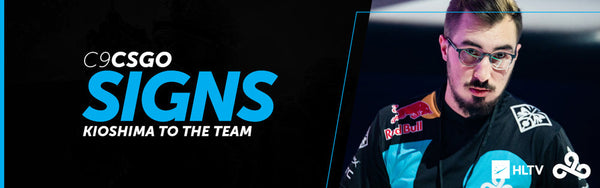 Cloud9 CS:GO Welcomes kioShiMa