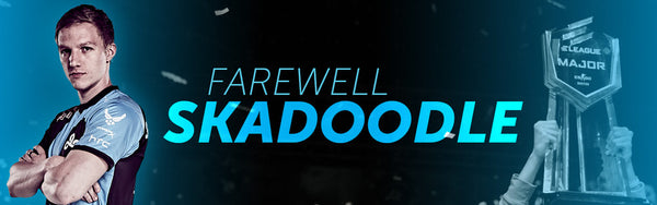 Skadoodle Stepping Back From Competitive CS:GO