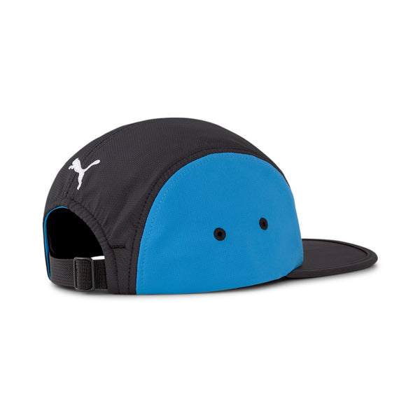 PUMA x Cloud9 Camper Hat. Black. Blue.