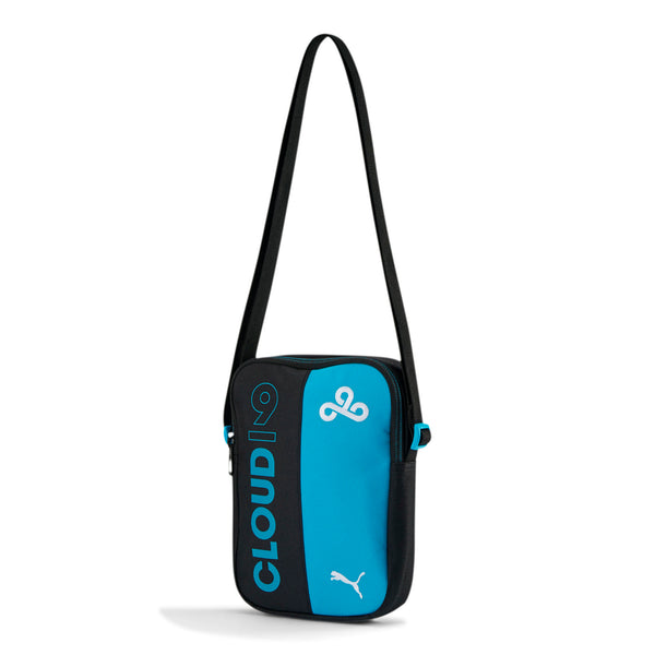 Puma x Cloud9 Portable. Black. Blue.