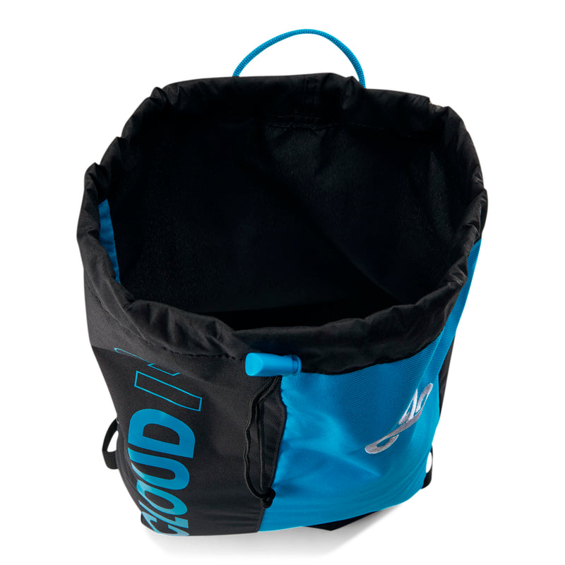 Puma x Cloud9 Cinch Bag. Black. Blue.