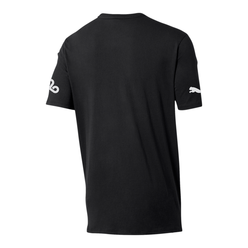 Puma x Cloud9 2020 LCS Team T-Shirt. Black.