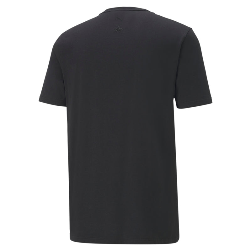 Puma x Cloud9 GTG All Set T-Shirt. Black.