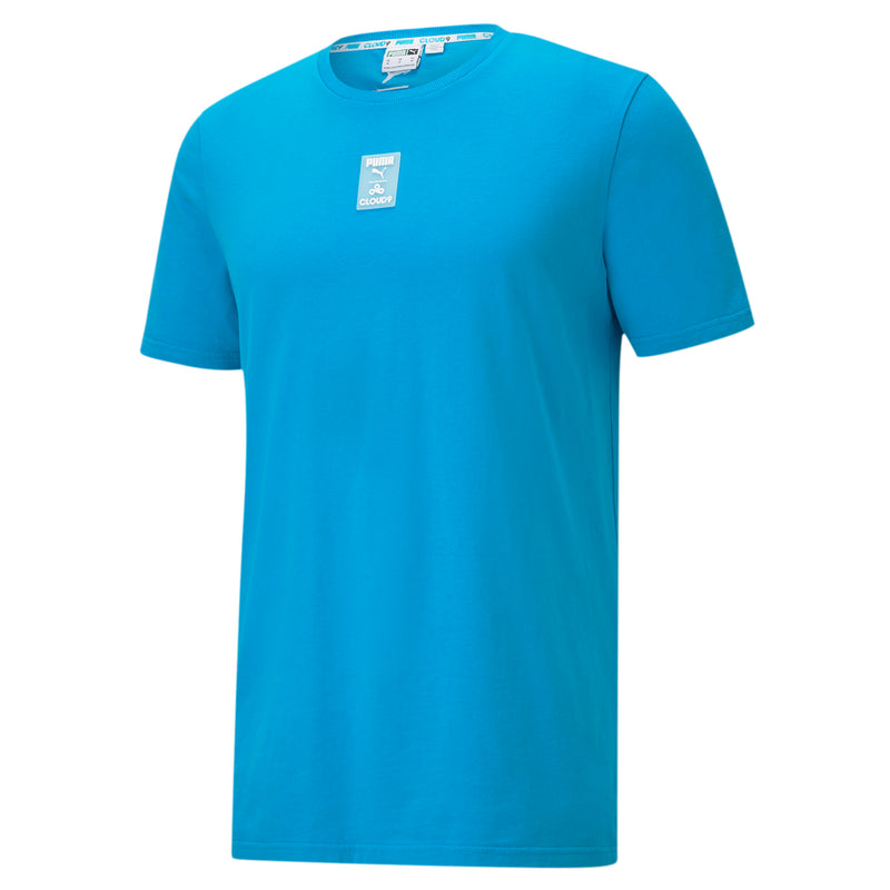 Puma x Cloud9 GTG All Set T-Shirt. Blue.