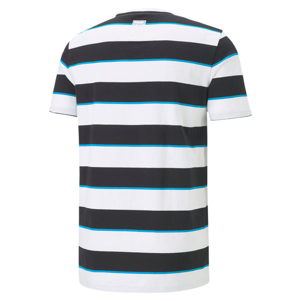 Puma x Cloud9 Disconnect Striped T-Shirt.