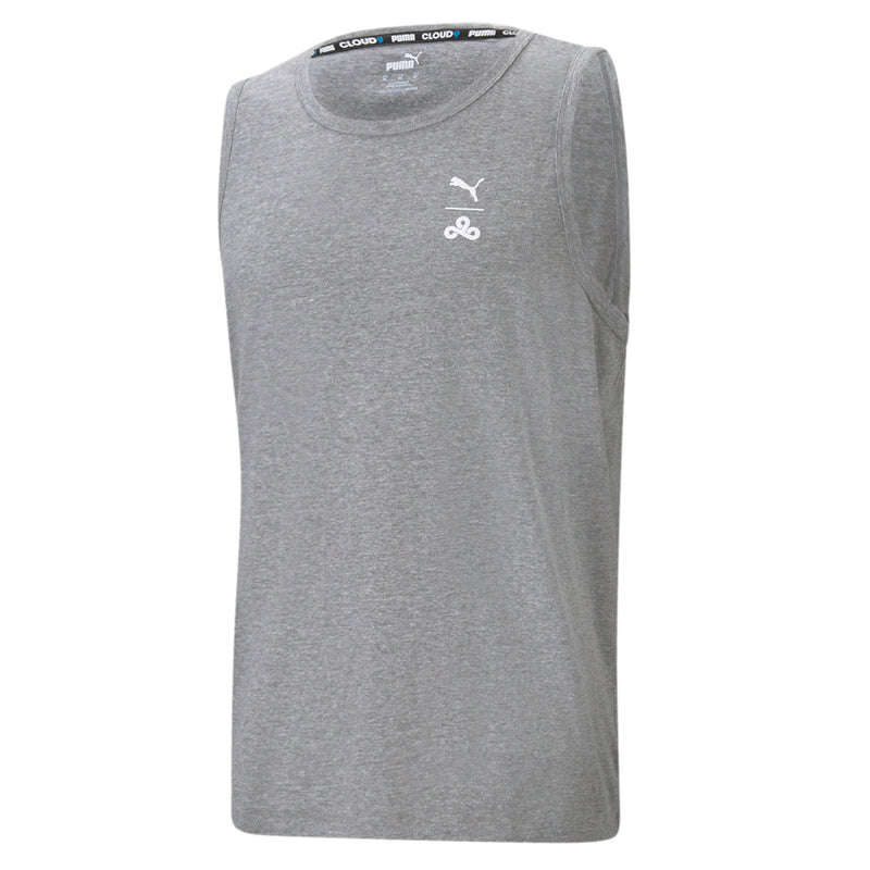 Puma x Cloud9 Elite Tank. Grey.