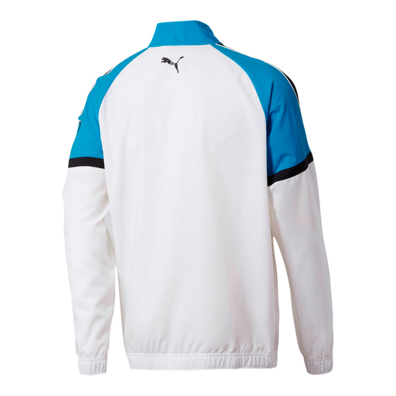 Puma x Cloud9 Momentum Jacket. White.