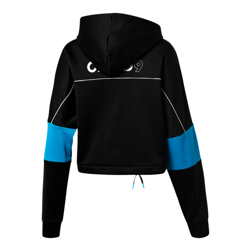 Puma x Cloud9 Momentum Track Jacket. Womens. Black.