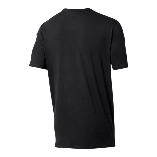 Puma x Cloud9 Matrix Fade Tee. Black.