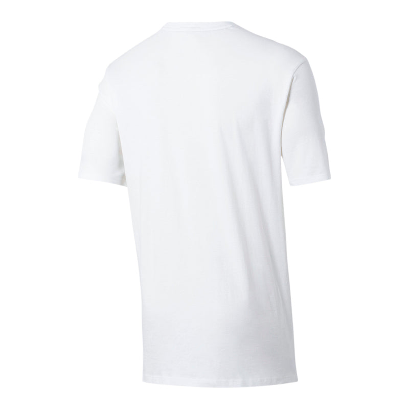 Puma x Cloud9 In the Clouds Tee. White.