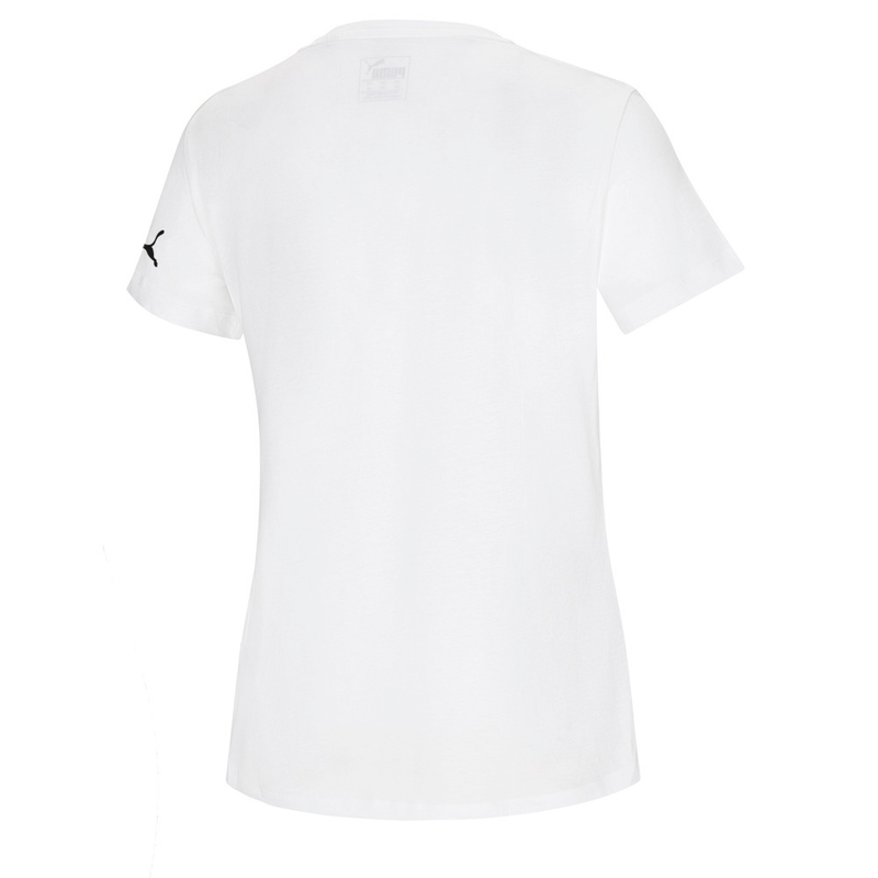 Puma x Cloud9 Pride T-Shirt. Womens. White.