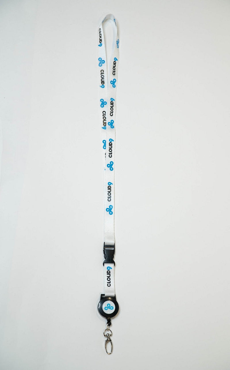 Cloud9 Lanyard