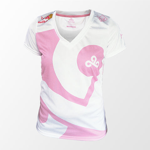 Cloud9 Women's Pink Jersey *Special Limited Edition*